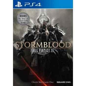 FINAL FANTASY XIV: Stormblood  - PS4 [Versione Italiana]