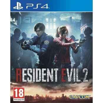 Resident Evil 2 Remake  - PS4 [Versione EU Multilingue]
