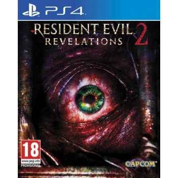 Resident Evil Revelations 2  - PS4 [Versione EU Multilingue]
