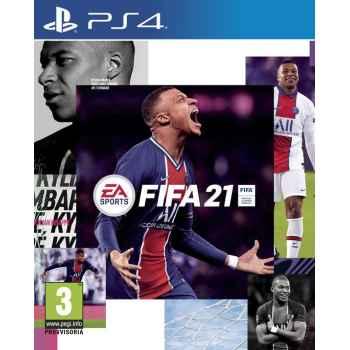 Fifa 21 (Prevendita 9 Ottobre 2020) - PS4 [Versione EU Multilingue]