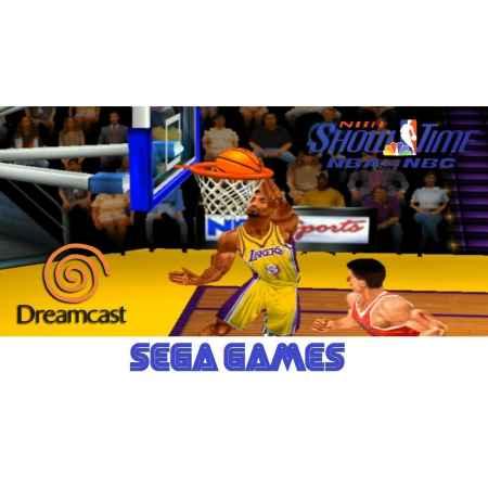 Showtime NBA On NBC - Dreamcast [Versione EU]
