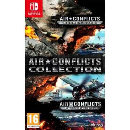 Air Conflicts Collection - Nintendo Switch [Versione EU Multilingue]