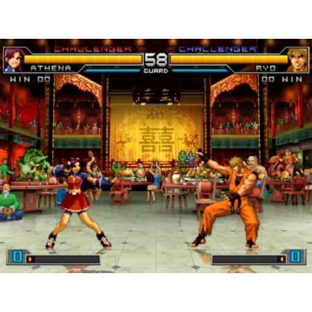 The King Of Fighters 2002 Unlimited Match – PS2 [Versione Giapponese]