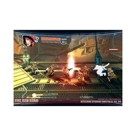 The Red Star – PS2 [Versione Italiana]