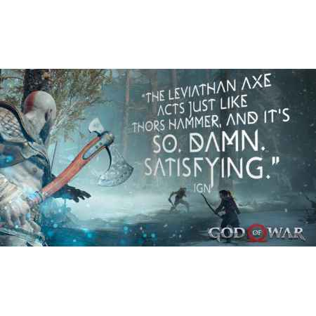 God of War PS Hits - PS4 [Versione Italiana]