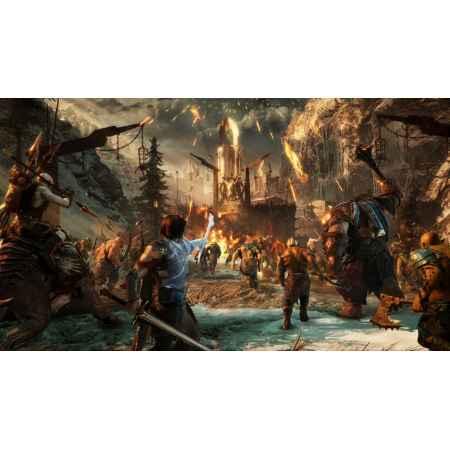 La Terra di Mezzo: L'Ombra della Guerra- PS4 [Versione Italiana]