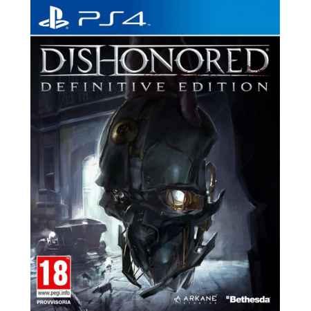 Dishonored - Definitive Edition  - PS4 [Versione Italiana]