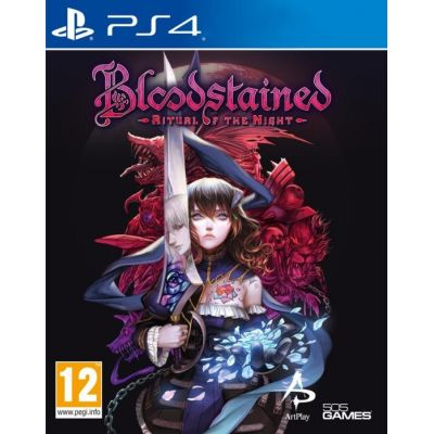 Bloodstained: Ritual of the Night- PS4 [Versione Italiana]