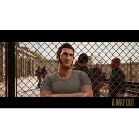 A Way Out - PS4 [Versione Italiana]