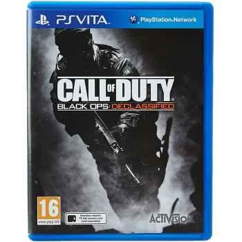 Call Of Duty: Black Ops Declassified - PSVITA [Versione Italiana]
