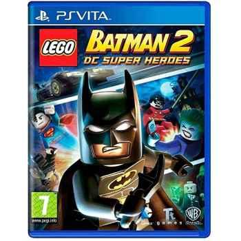 LEGO Batman 2: DC Super Heroes - PSVITA [Versione Italiana]