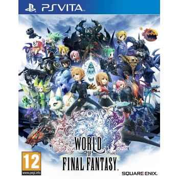 World of Final Fantasy - PSVITA [Versione Italiana]