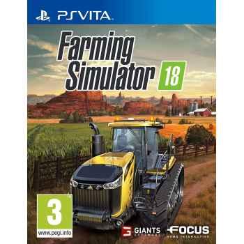 Farming Simulator 18 - PSVITA [Versione Italiana]