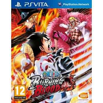 One Piece: Burning Blood - PSVITA [Versione Italiana]
