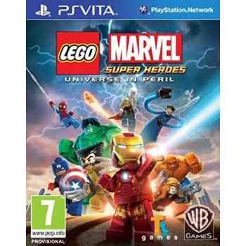 LEGO Marvel Superheroes- PSVITA [Versione Italiana]