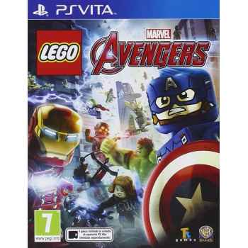 LEGO Marvel Avengers - PSVITA [Versione Italiana]