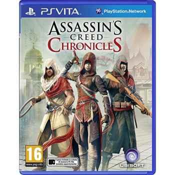 Assassins Creed Chronicles - PSVITA [Versione Italiana]