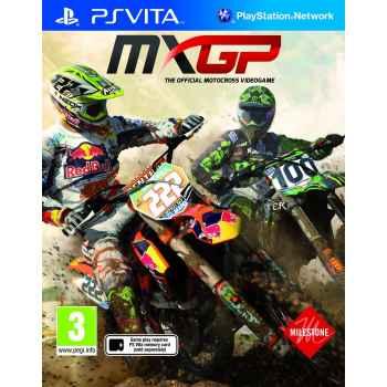 MXGP: The Official Motocross Videogame - PSVITA [Versione Italiana]