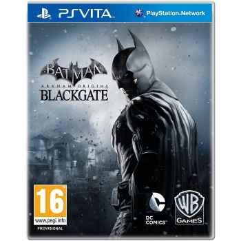 Batman: Arkham Origins Blackgate - PSVITA [Versione Italiana]