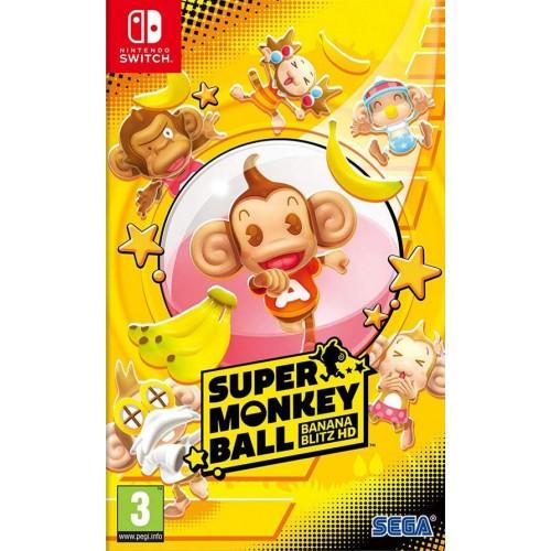 Super Monkey Ball: Banana Blitz HD - Nintendo Switch [Versione Italiana]