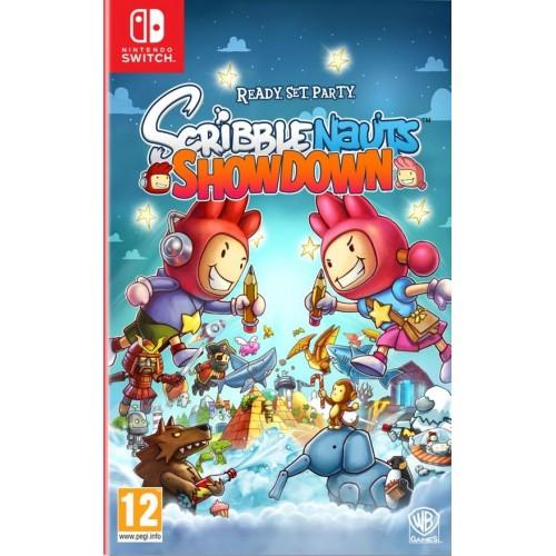 Scribblenauts Showdown - Nintendo Switch [Versione Italiana]