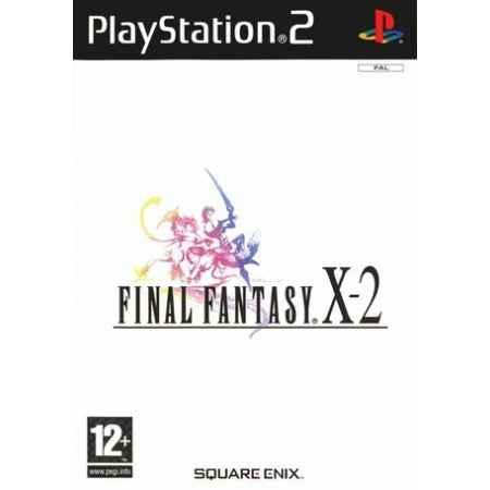 Final Fantasy X 2 – PS2 [Versione Inglese]