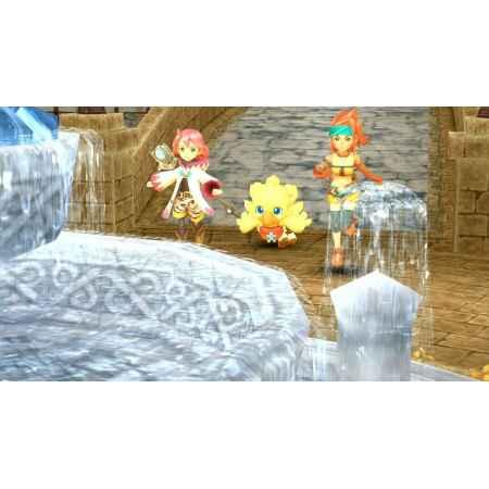 Chocobo's Mystery Dungeon: Everybuddy! - Nintendo Switch [Versione Asiatica Multilingue]