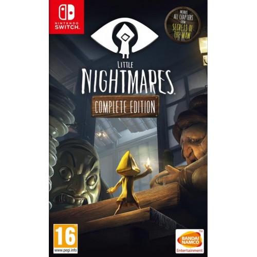 Little Nightmares - Complete Edition - Nintendo Switch [Versione Italiana]
