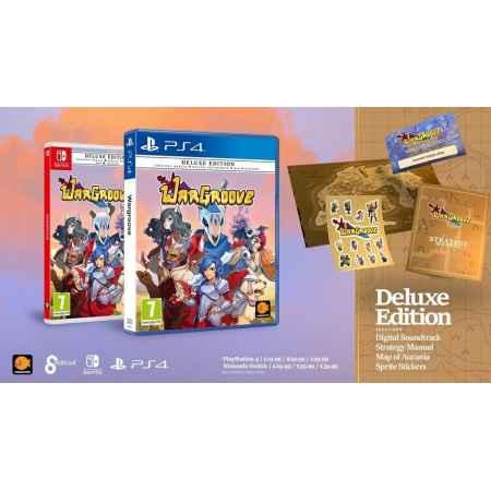 WarGroove (Edizione Deluxe) - Nintendo Switch [Versione Italiana]