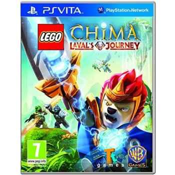 LEGO Chima: Il Viaggio di Laval - PSVITA [Versione Italiana]