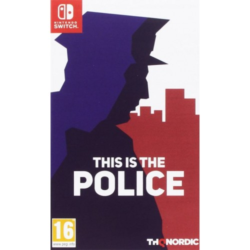This is the Police - Nintendo Switch [Versione EU]