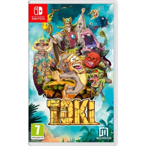 Toki - Nintendo Switch [Versione EU Multilingue]