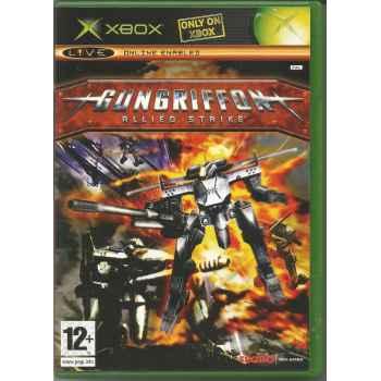 GunGriffon: Allied Strike - XBOX [Versione Italiana]