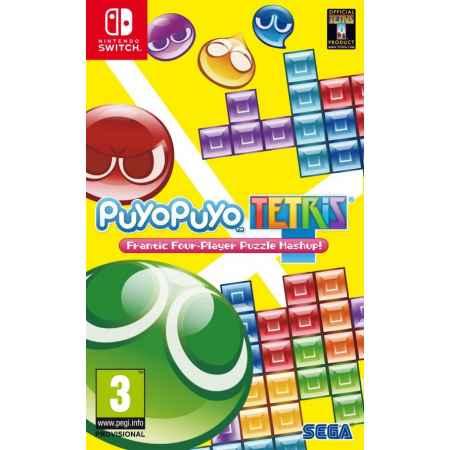 Puyo Puyo Tetris - Nintendo Switch [Versione EU ITA/ESP]