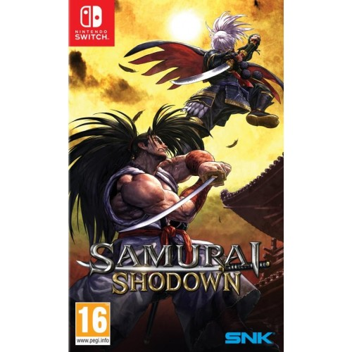 Samurai Shodown - Nintendo Switch [Versione Italiana/Spagnola]