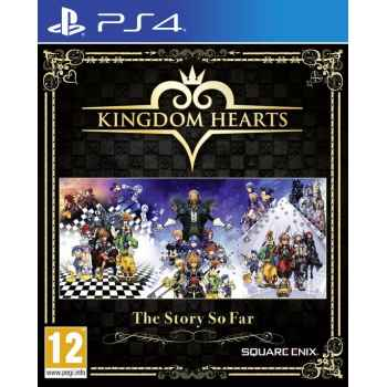 Kingdom Hearts: The Story So Far - PS4 [Versione Americana]