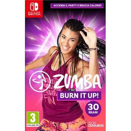 ZUMBA® Burn It Up! - Nintendo Switch [Versione Italiana]
