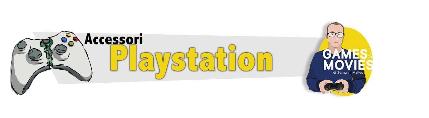 Accessori PlayStation